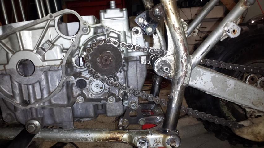 Xs400 Atv