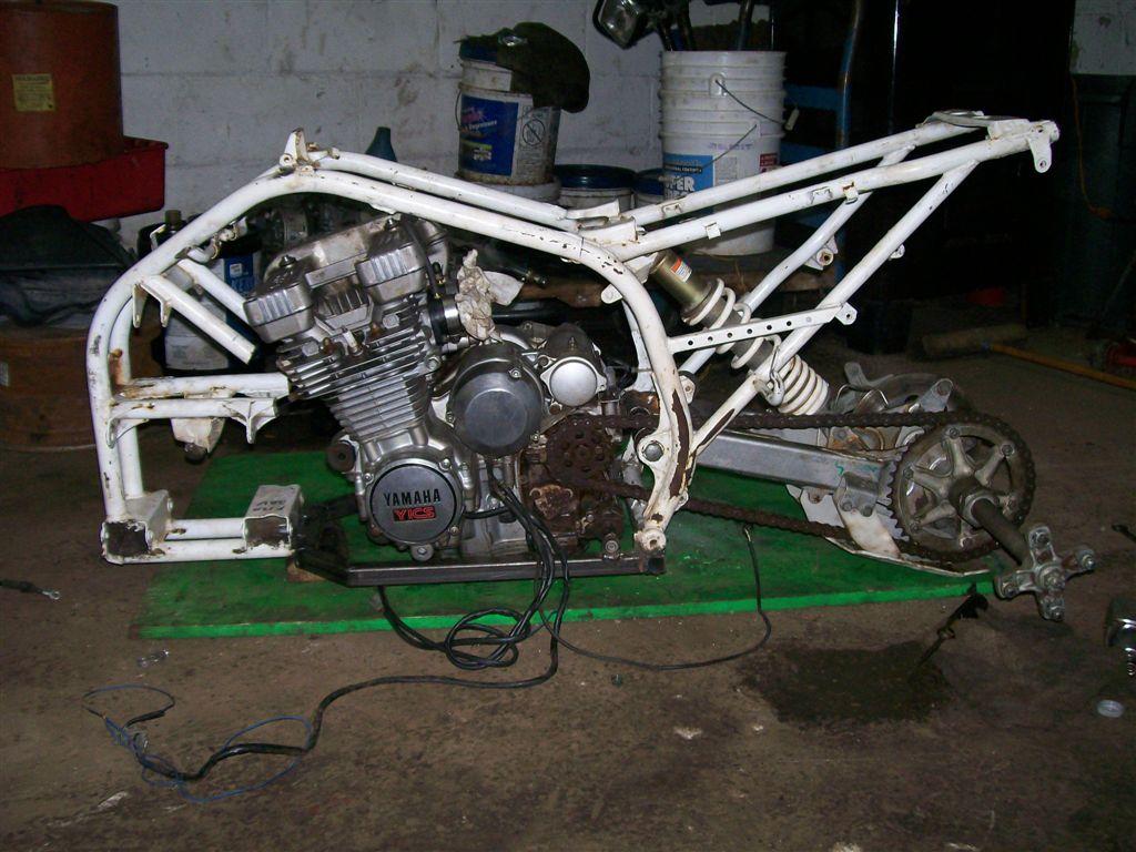 Muffler Removal Yamaha Apex